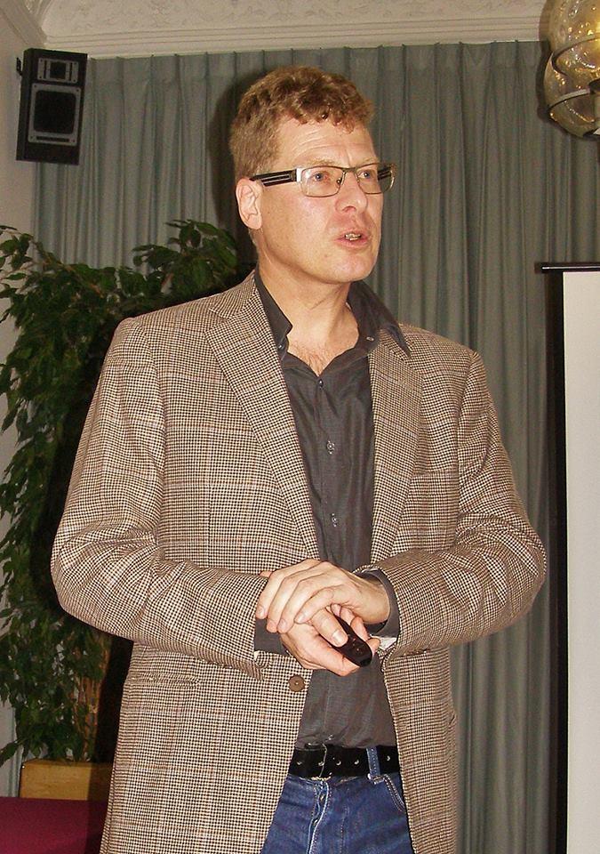 Dr. Rico Sneller, lezing Synchroniciteit in de westerse filosofie. Loge Den Haag TVN
