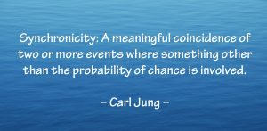 Synchroniciteit, Carl Jung