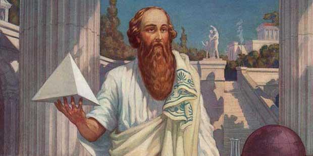 Lezing Pythagoras, Loge Den Haag TVN