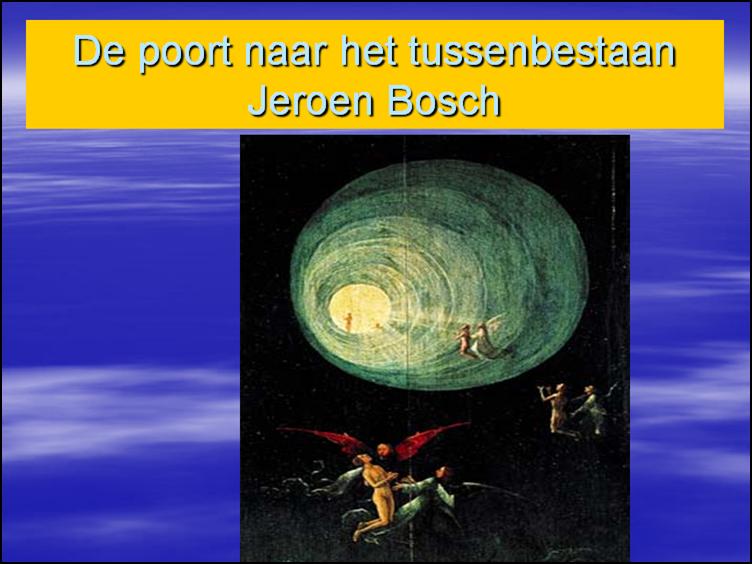 Lezing Alice Bouwland, Loge Den Haag van de TVN