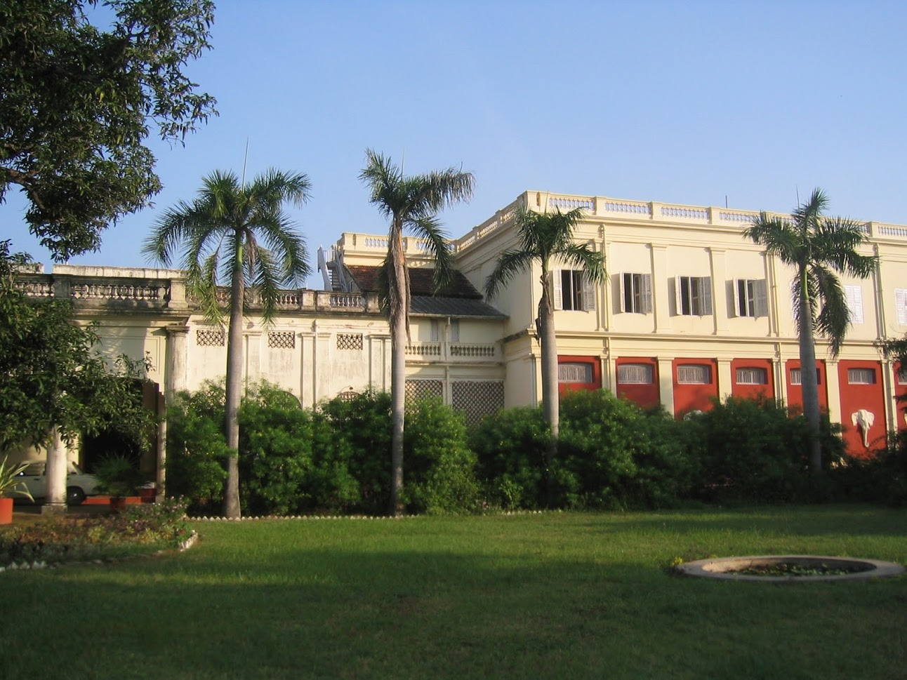 HQ Building, Ttheosophical Society Adyar