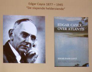 Edgar Cayce, Atlantis