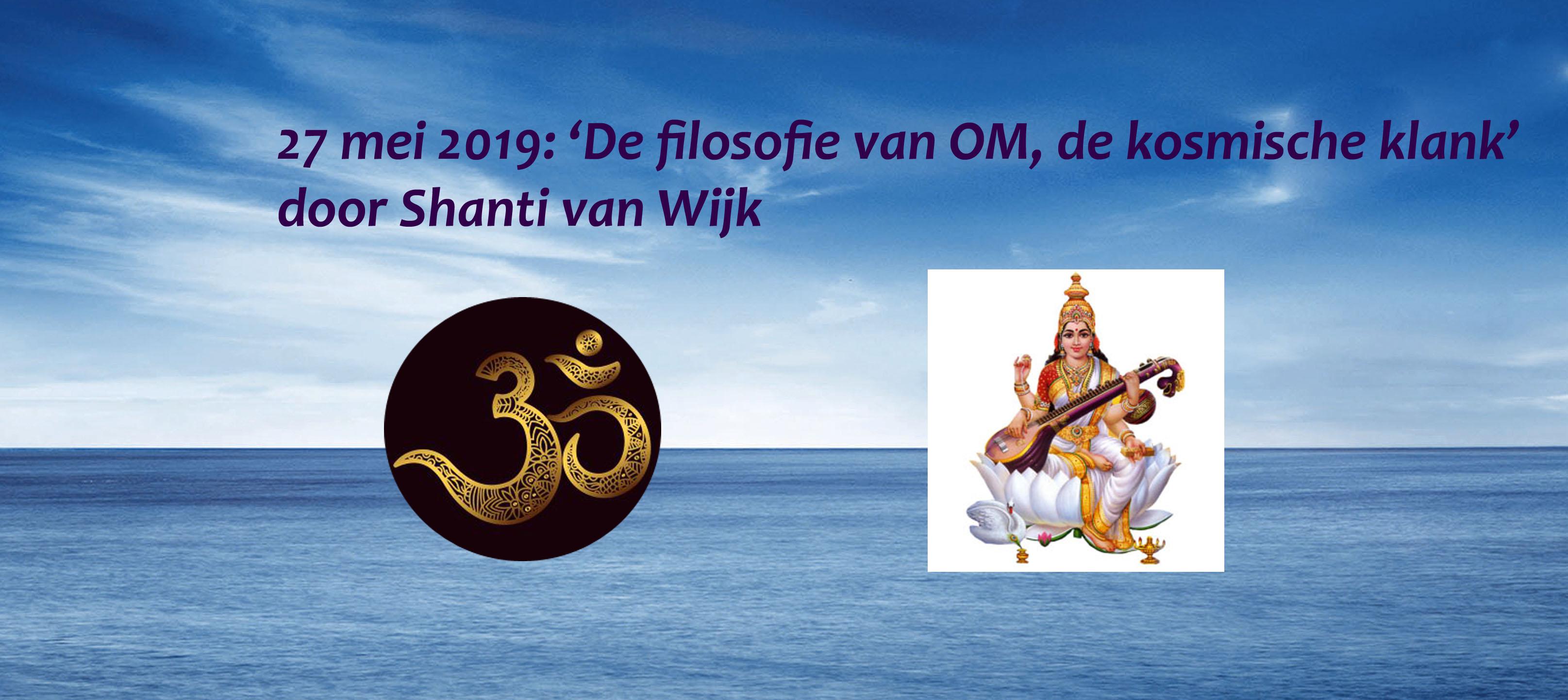 Lezing Loge Den Haag TVN Shanti van Wijk