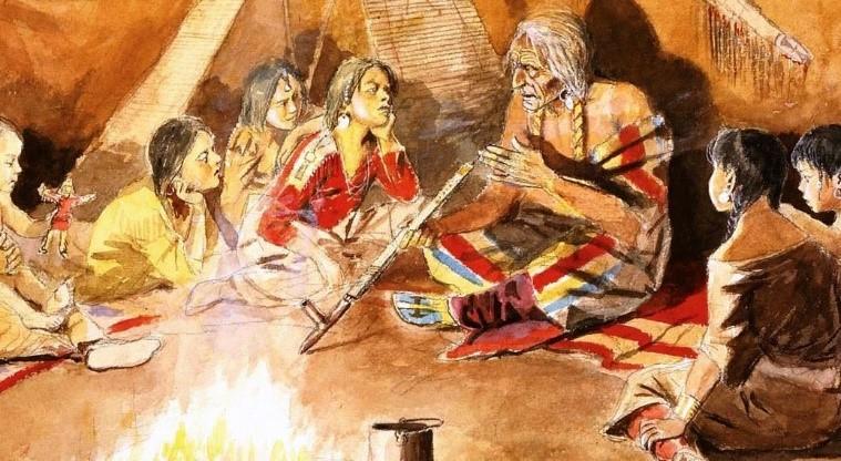 Joseph Campbell Mythen en Bewustzijn, verhalenvertellers